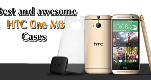 Best and awesome HTC One M8 Cases