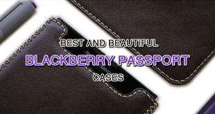 Best and beautiful Blackberry PassPort Cases