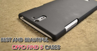 Best and beautiful Oppo Find 5 cases