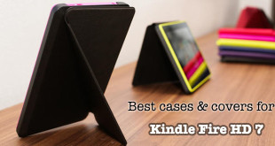 Best cases and covers for kindle fire hd 7