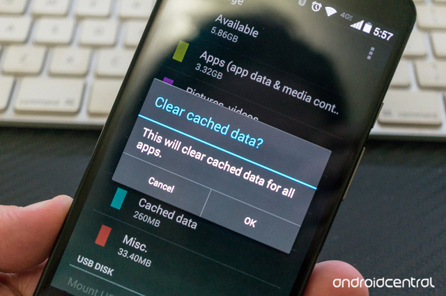 5 basic ways to speed up your Android smartphone 3