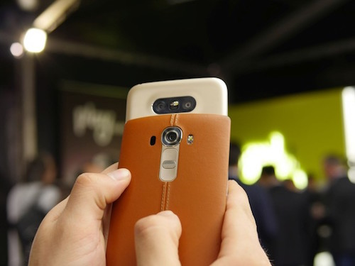 LG G5 COMPARE TO LG G4 Camera