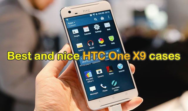 Best-and-nice-HTC-One-X9-cases